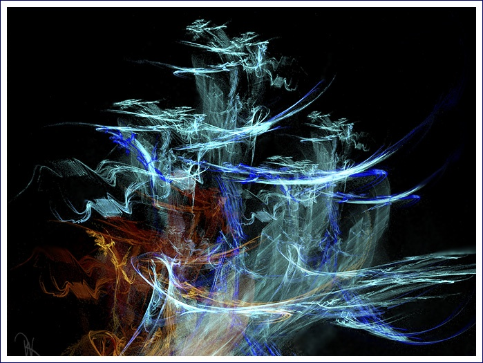 Digital Smoke Screensavers and Wallpaper Pinterest 699x525