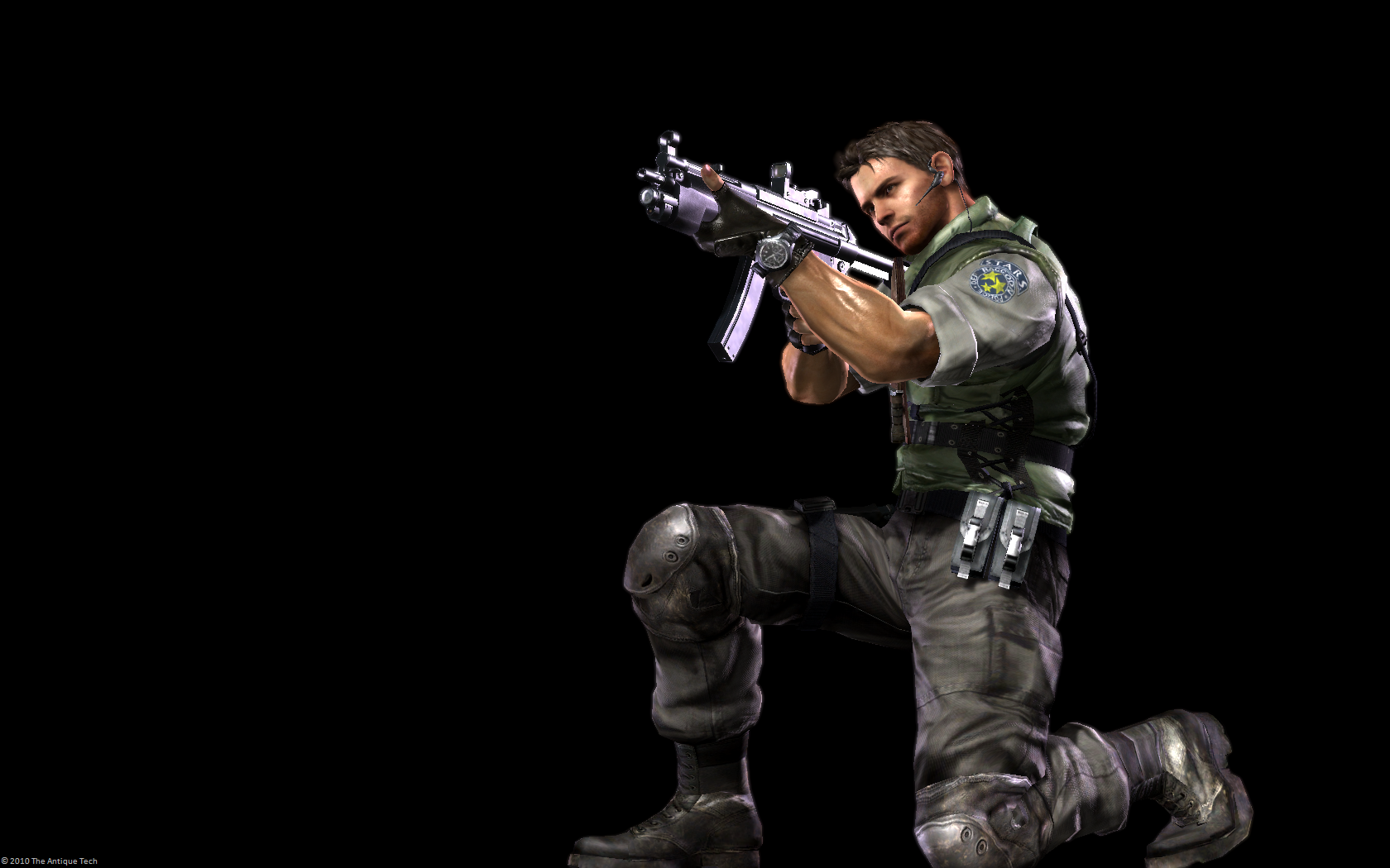 73 Chris Redfield Wallpaper On Wallpapersafari