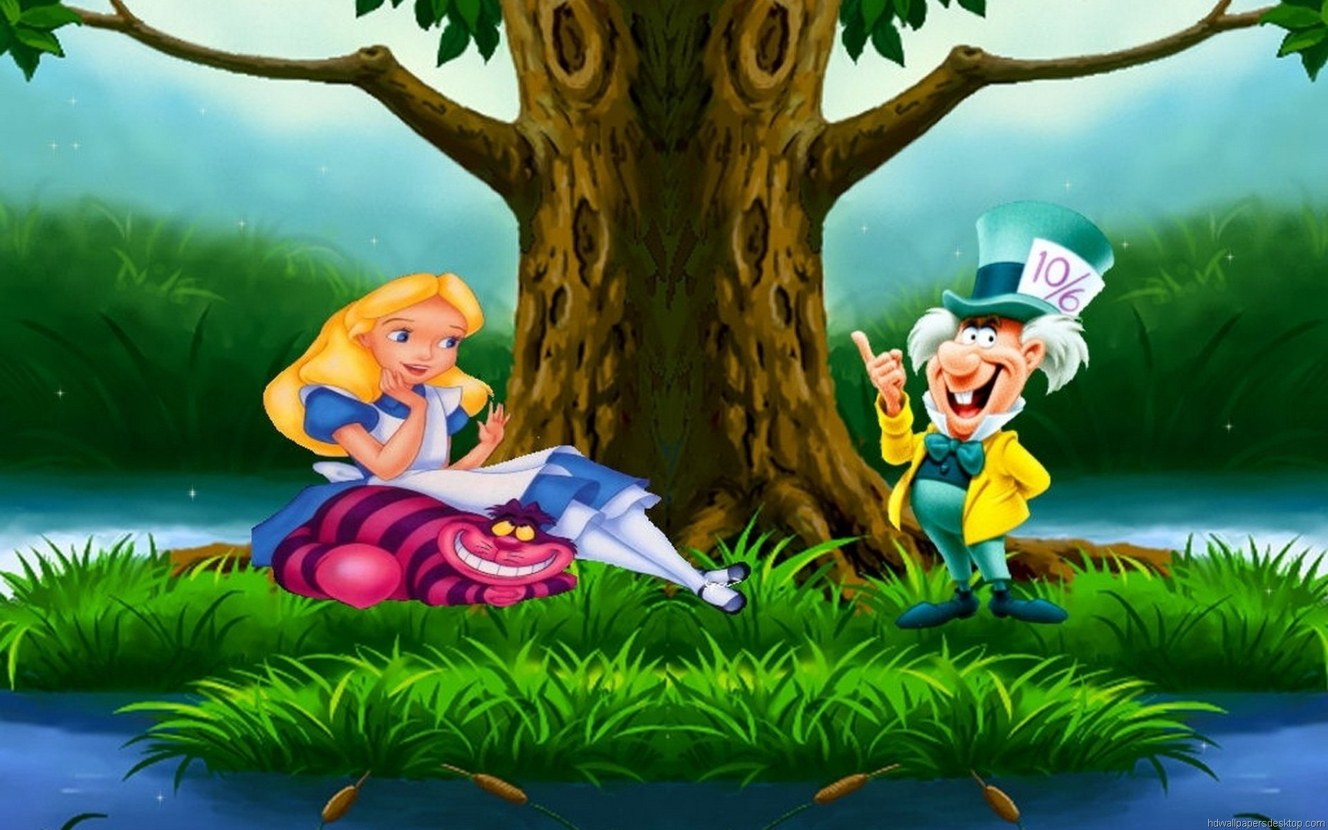 Famous Cartoon Character Wallpapers