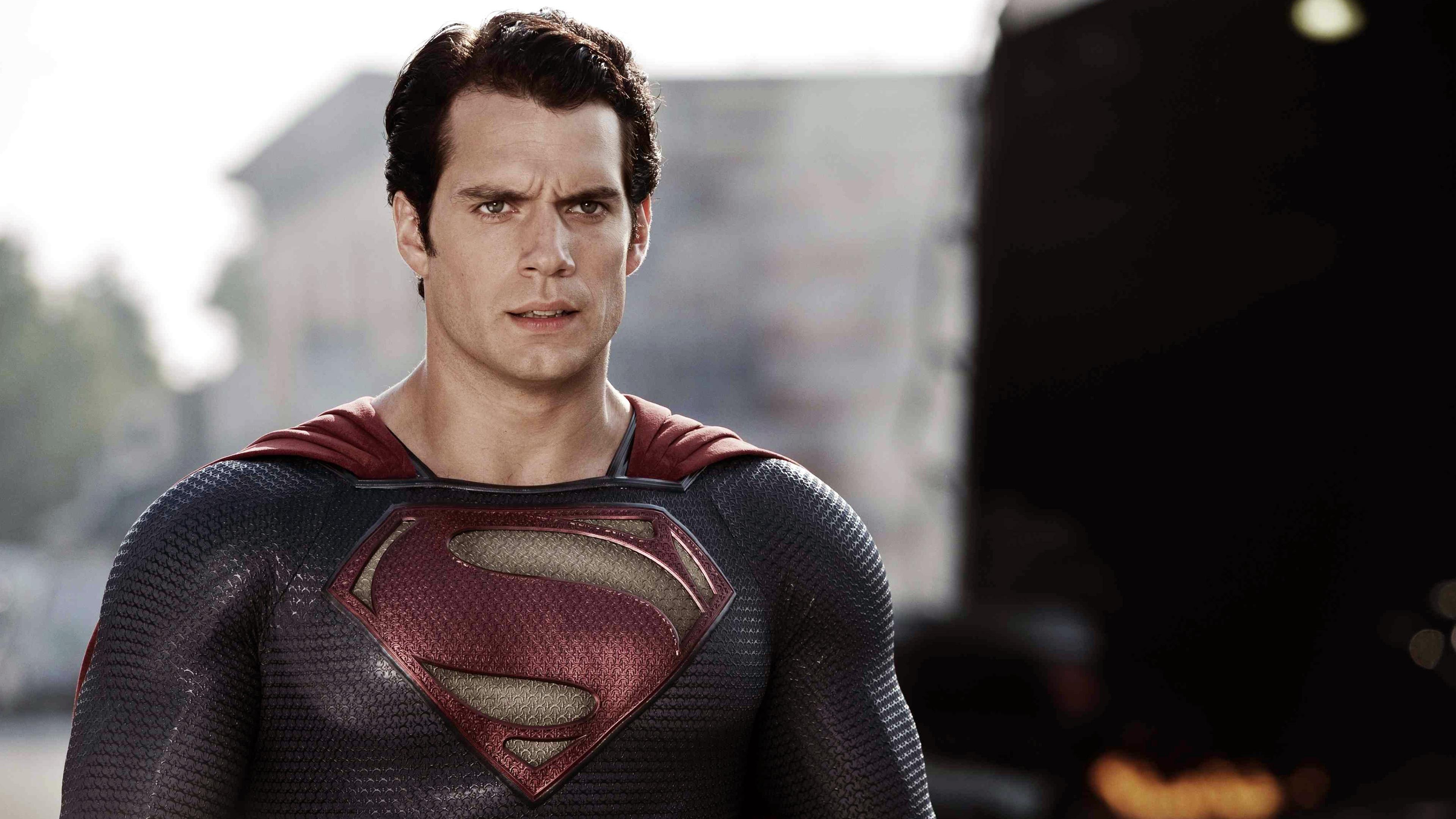 Superman Henry Cavill HD Wallpaper   iHD Wallpapers 3840x2160
