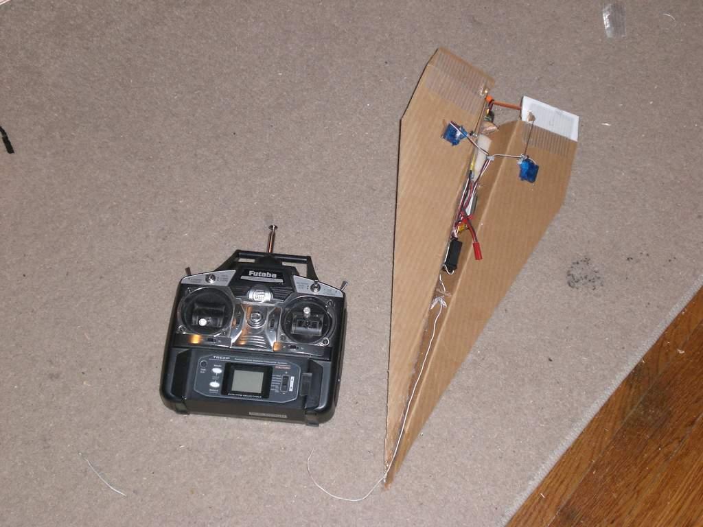 joshs paper airplane rc plane 006 by hot joshs paper airplane rc plane 1024x768