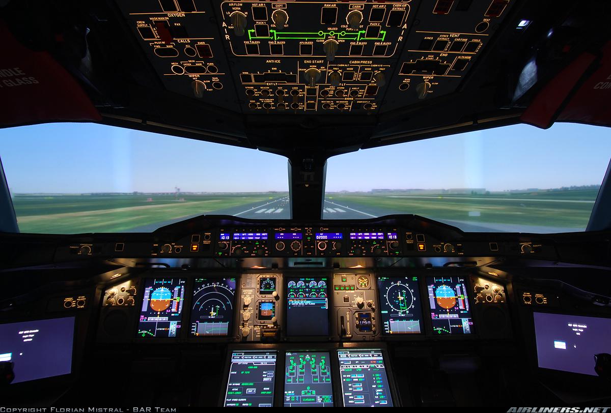 44 airbus a380 cockpit wallpaper on wallpapersafari - 4k cockpit wallpaper ...