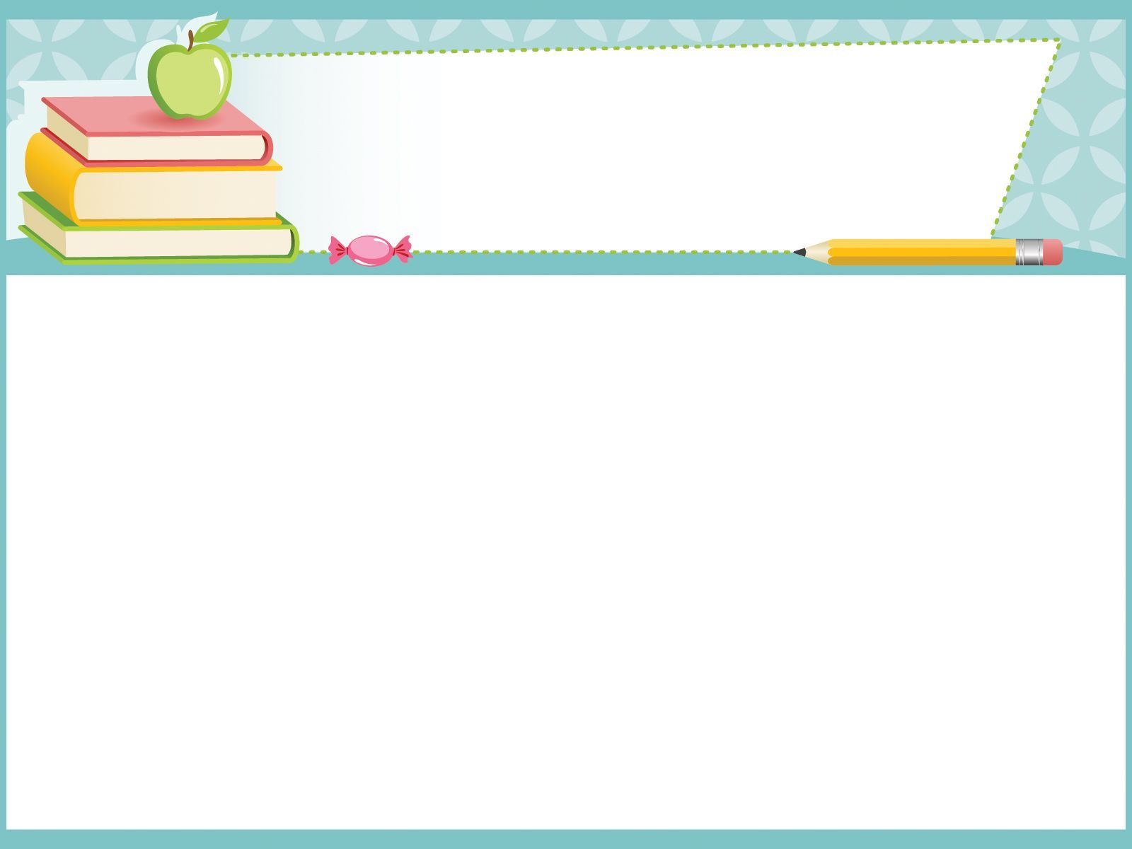 Download Back to School Background 1600x1200