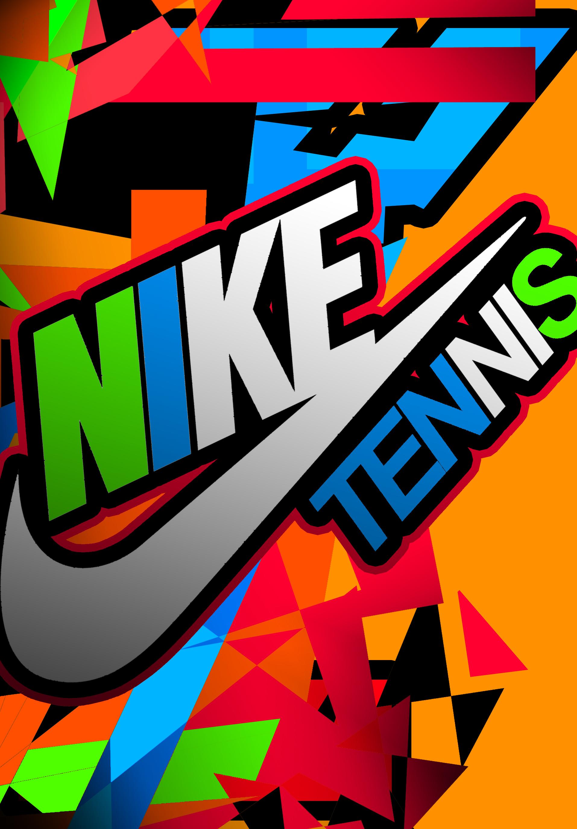 Logo nike wallpaper wallpapersafari - Nike Tennis Wallpaper By Thenakedgun52 Customization Wallpaper Iphone