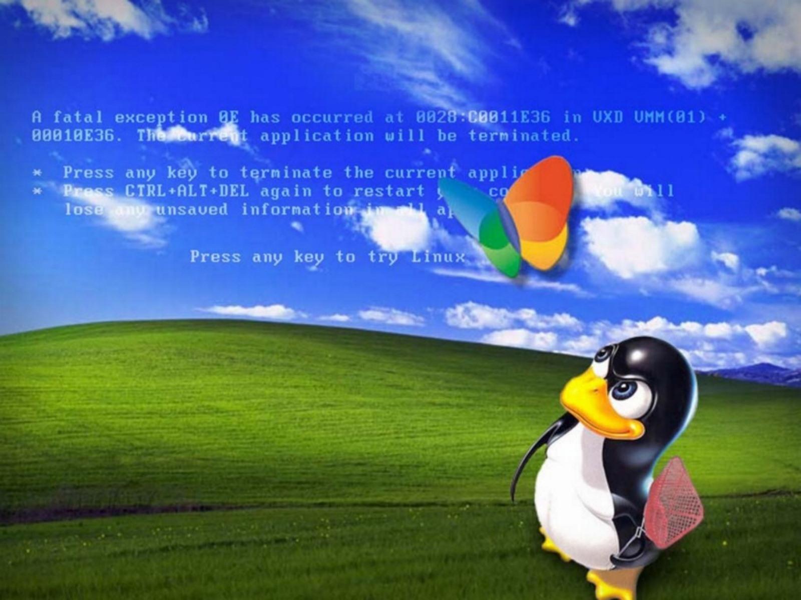 Best Linux Distros Alternative To Windows XP Soclcrazy 1600x1200