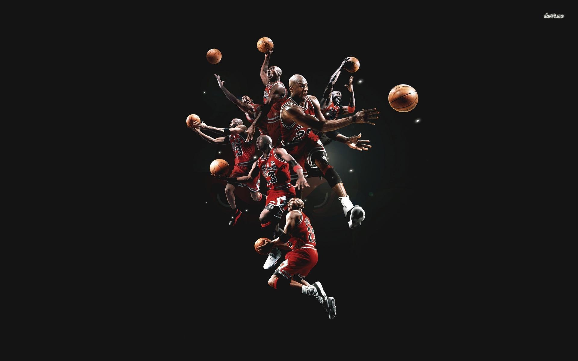 Michael Jordan Jersey Wallpaper Re Re 1920x1200