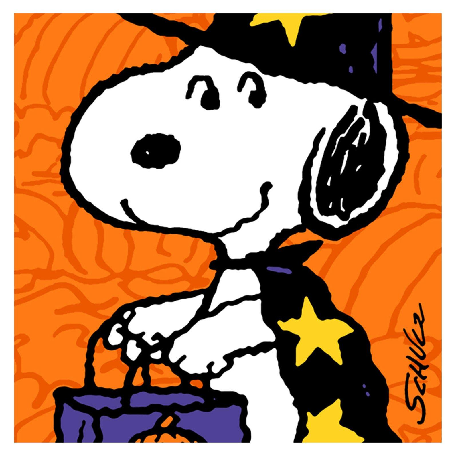 [77+] Snoopy Halloween Wallpaper on WallpaperSafari