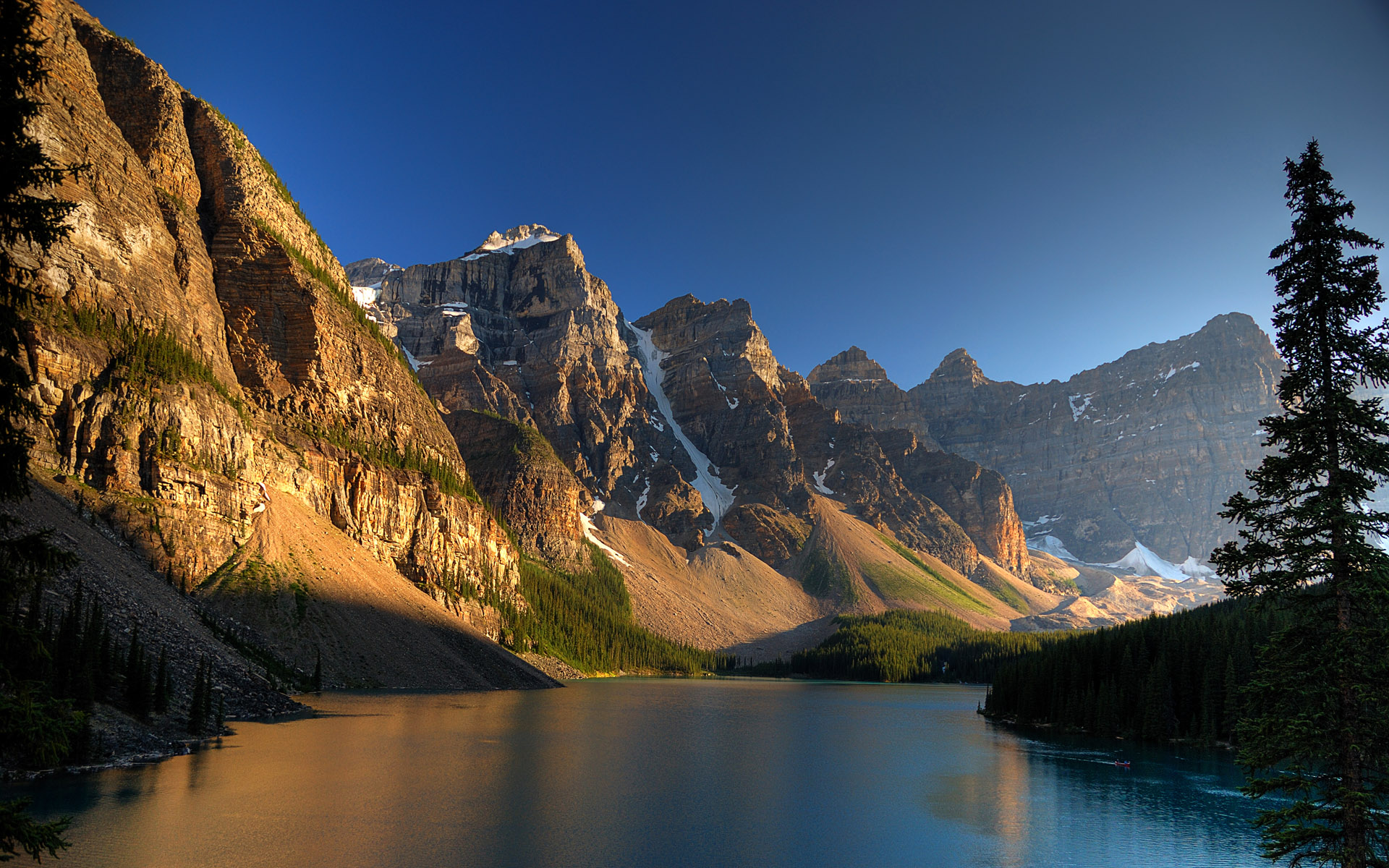 lake landscape wallpapers canadian wallpaper 1920x1200 1920x1200