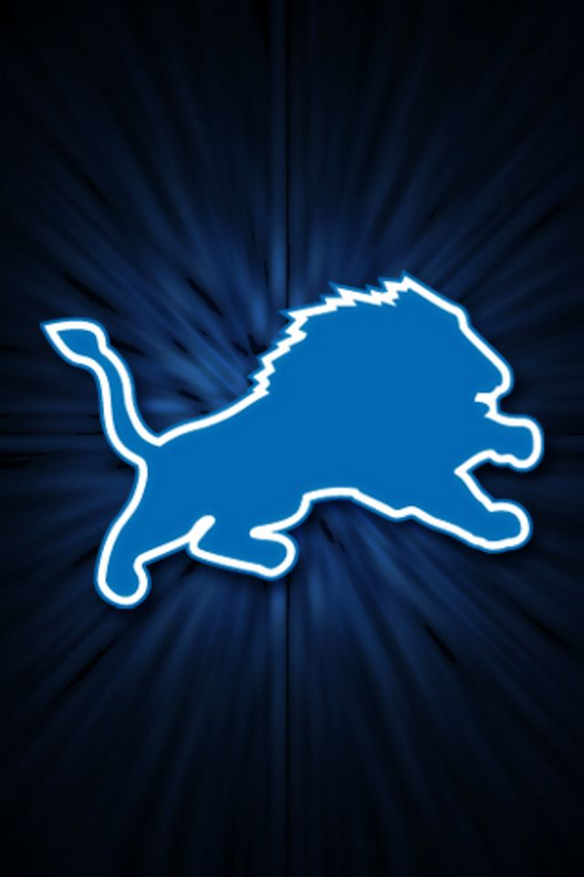 Detroit Lions Iphone Wallpaper Detroit lions wallpaper 640x960