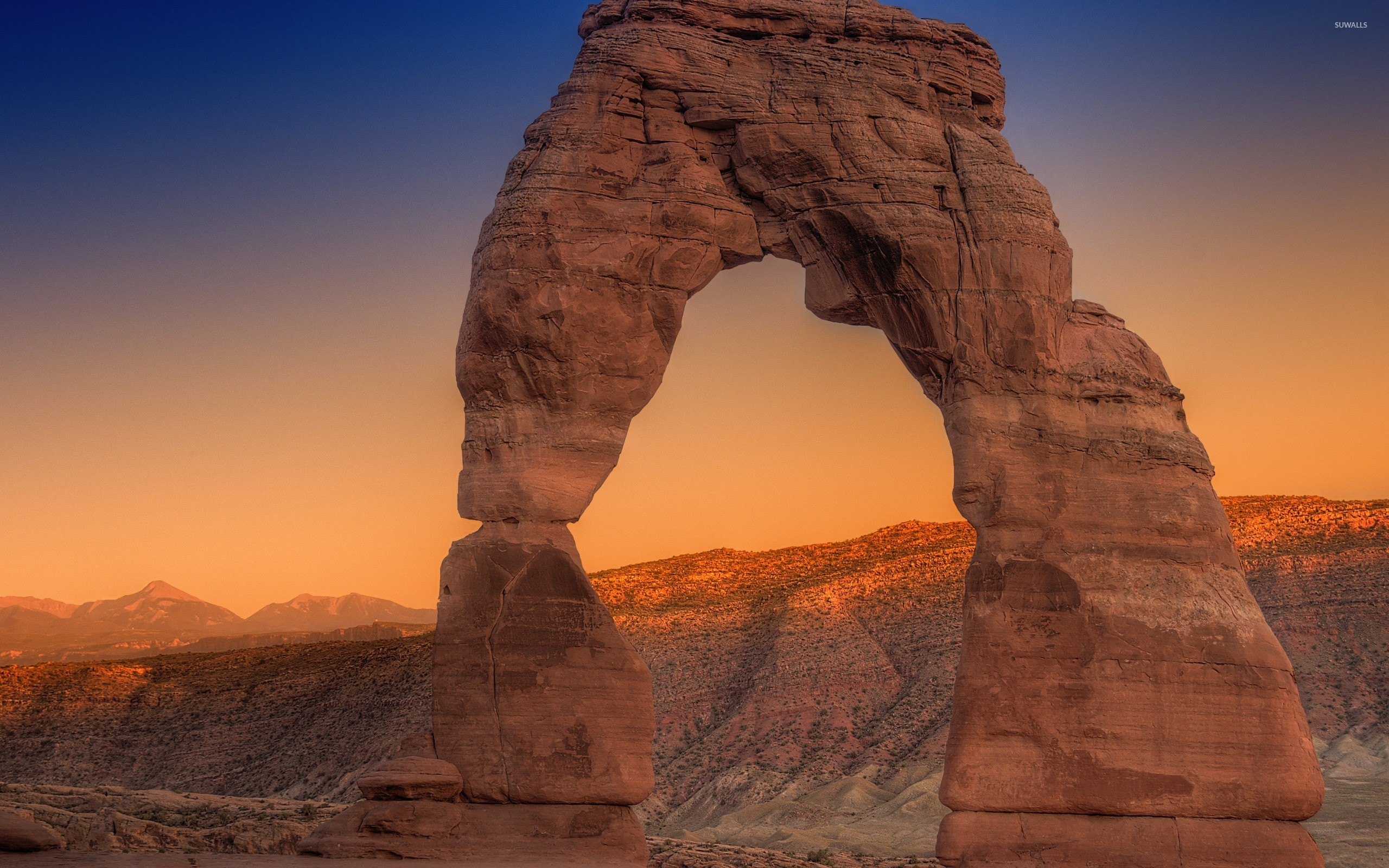 Arches National Park wallpaper   Nature wallpapers   8786 1680x1050