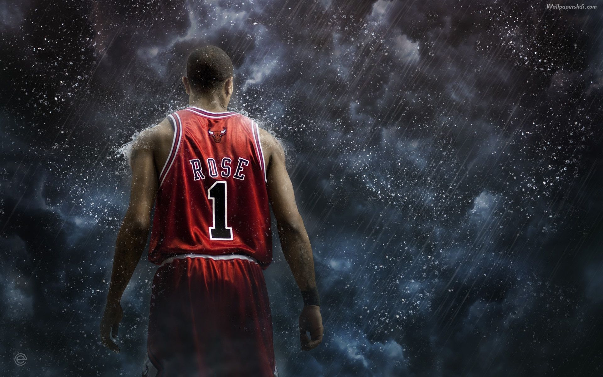 Derrick Rose Chicago Bulls 01 HD Wallpaper Chicago Wallpapers HD 1920x1200