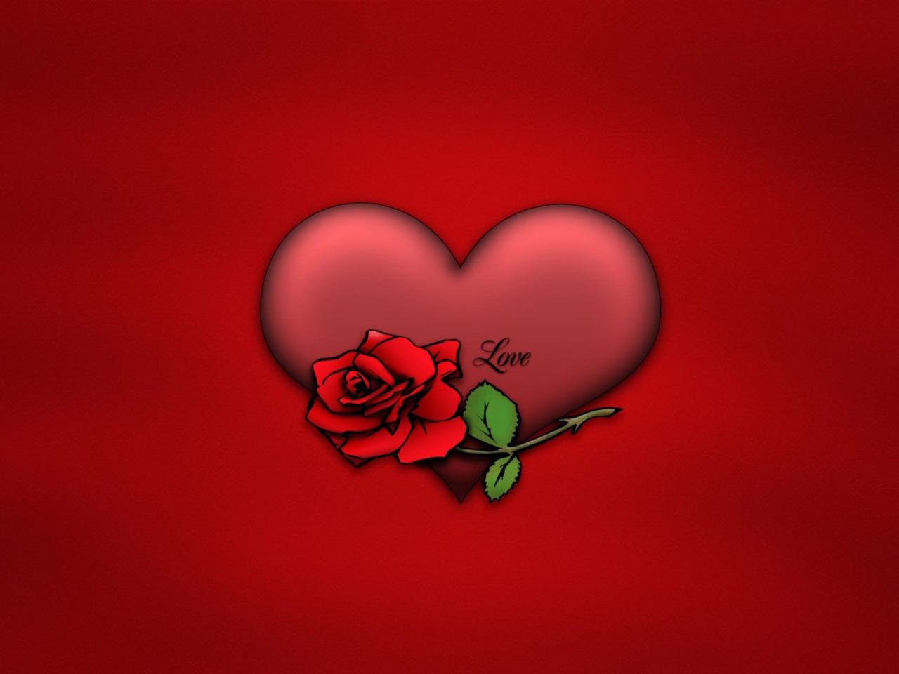 desktop wallpaper of valentine love computer desktop wallpaper 1280x960