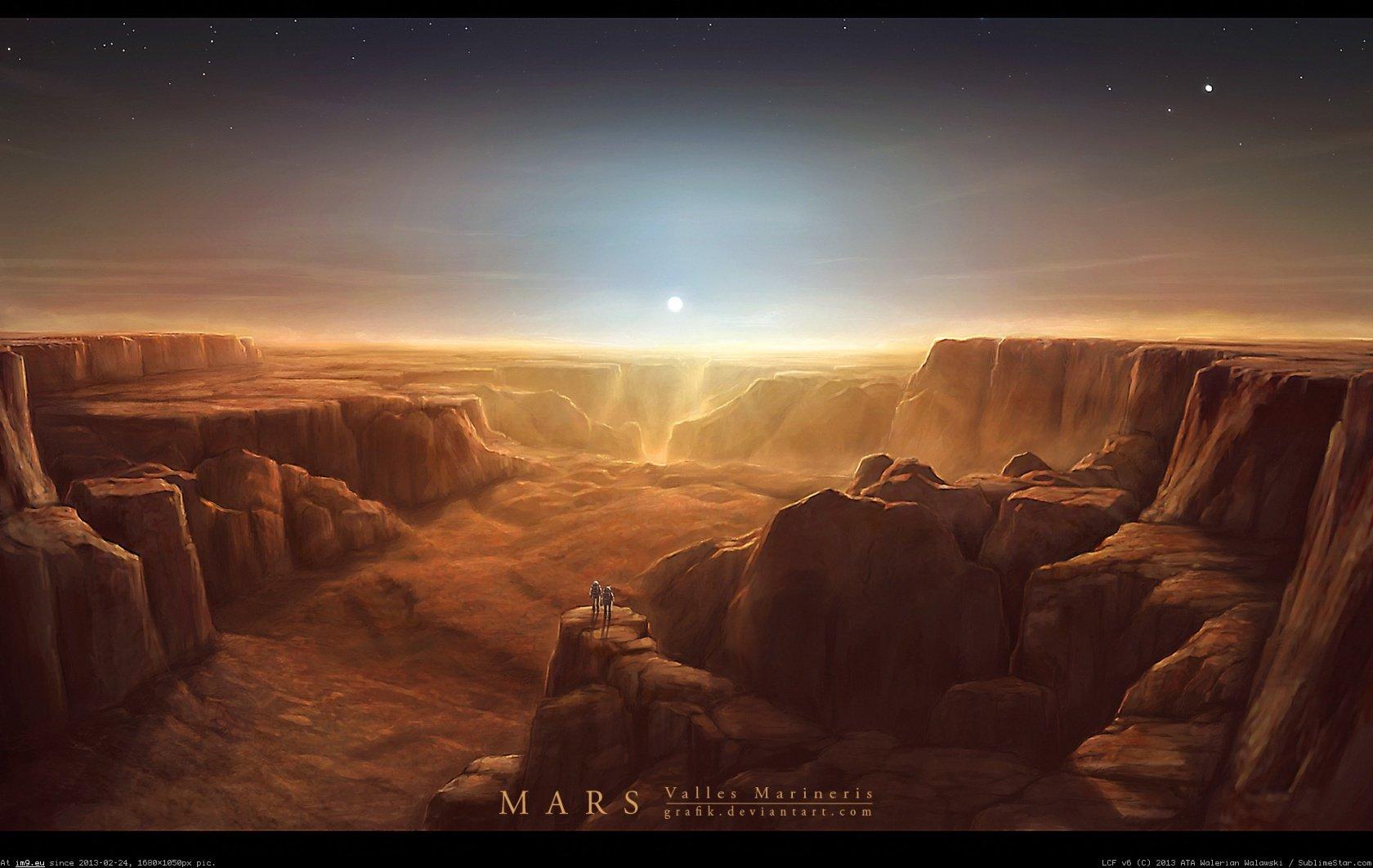Mars HD Wallpaper