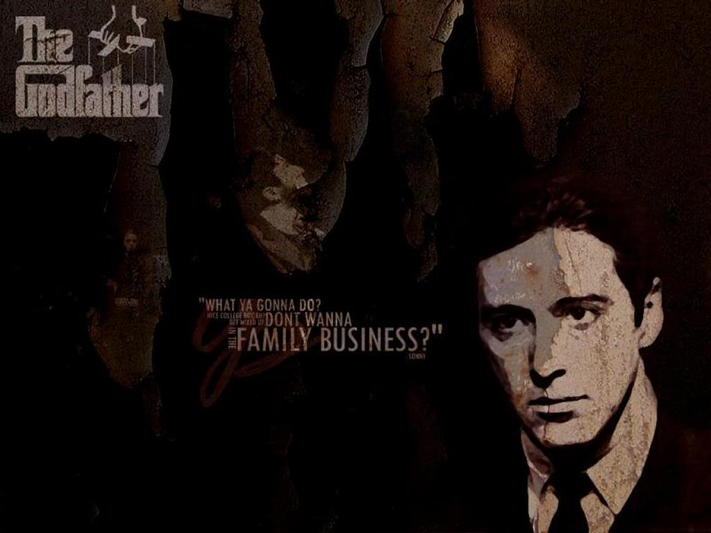 Michael Corleone Wallpapers 1024x768
