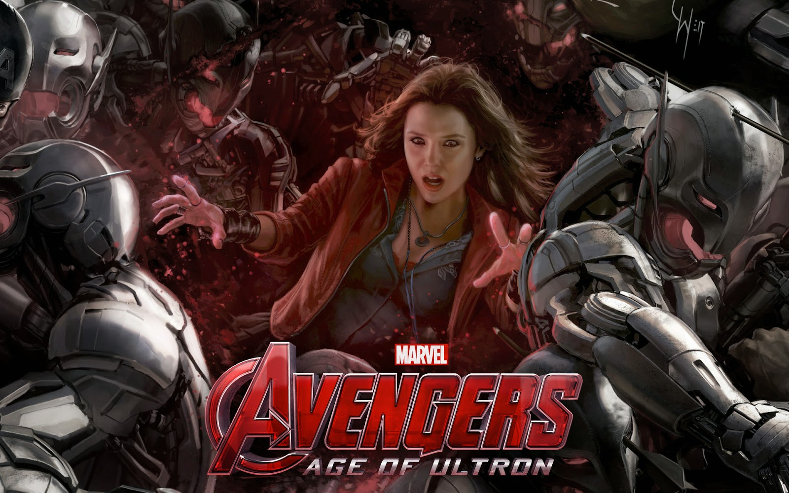 Free Download Avengers Age Of Ultron 2015 Wallpaper Kfzoom