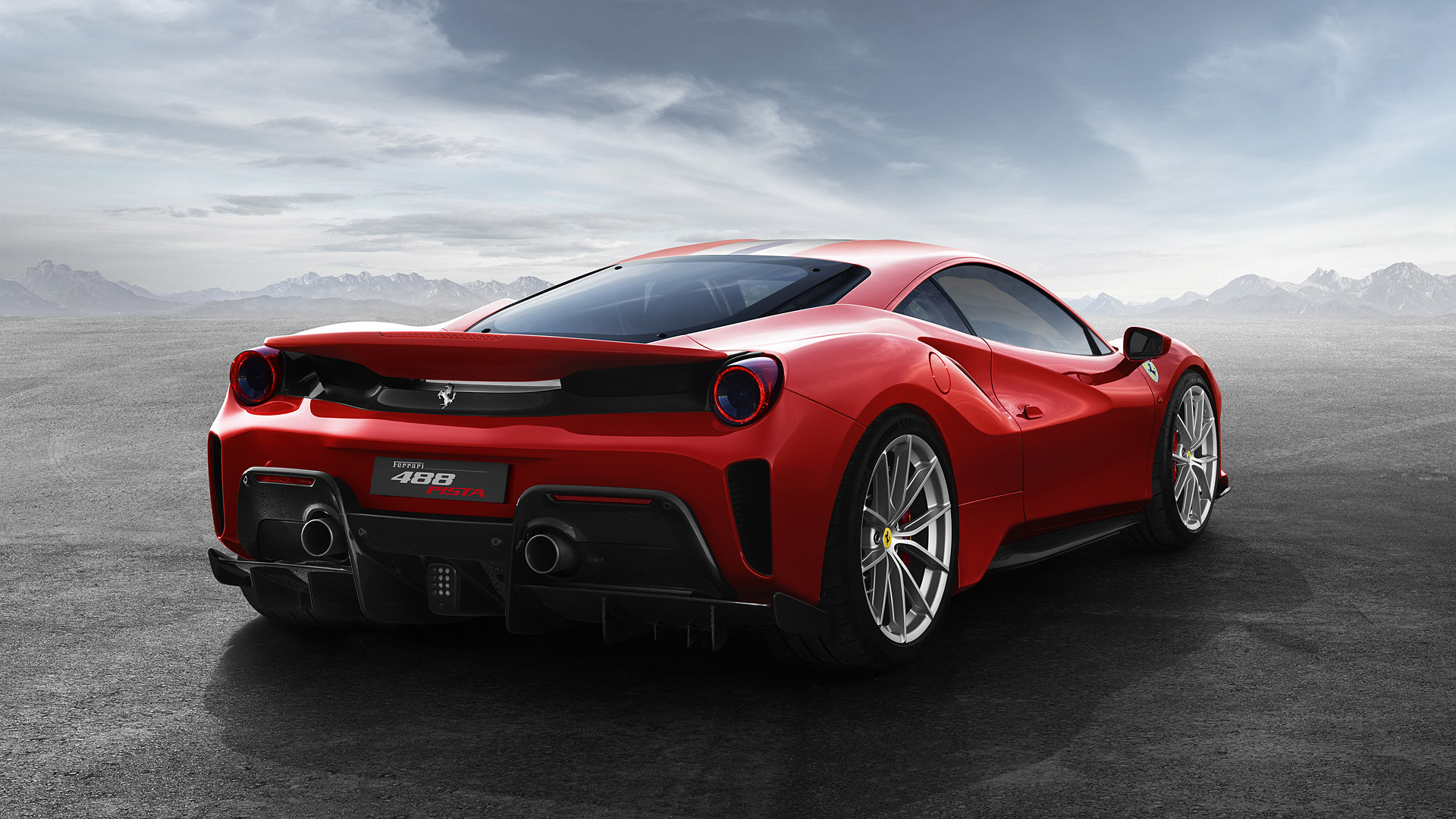 2019 Ferrari 488 Pista Wallpapers HD Images   WSupercars 1920x1080