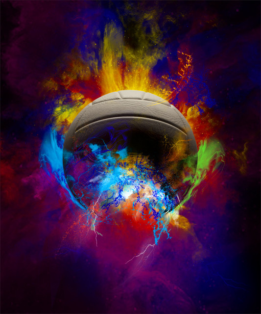 Cool Volleyball Backgrounds Volleyball backgrounds 533x640