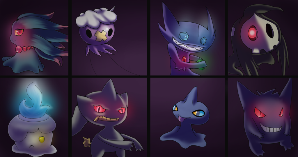 request use the form below to delete this ghost type pokemon wallpaper 1024x542