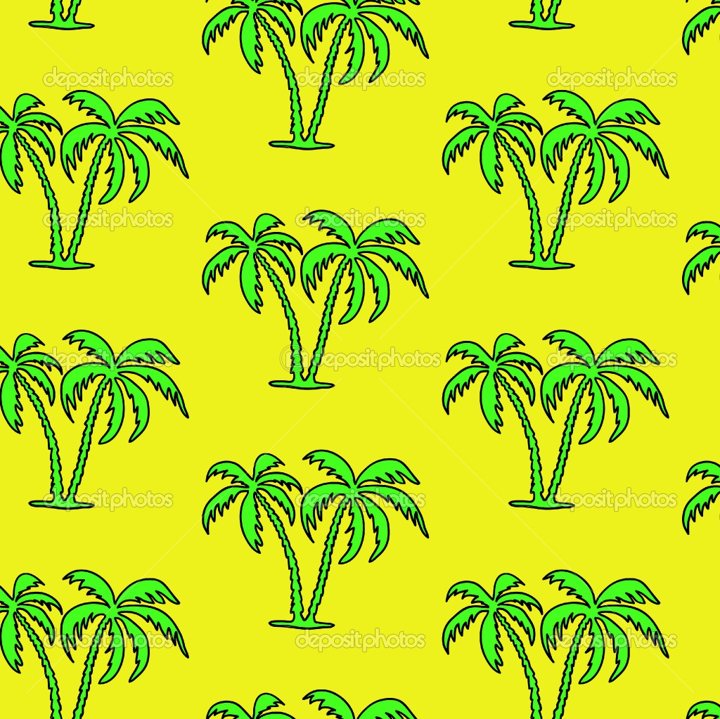 Palm Tree Pattern Tumblr Palm tree pattern tumblr 1024x1023