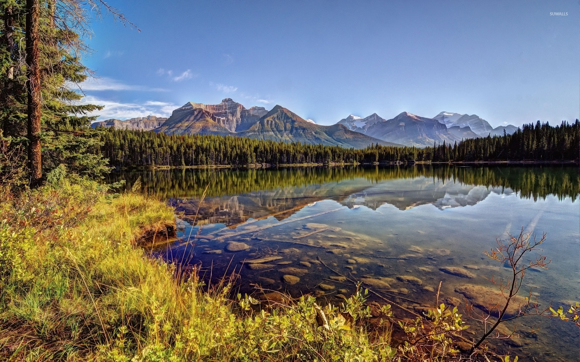 Banff National Park wallpaper   Nature wallpapers   41714 1920x1200