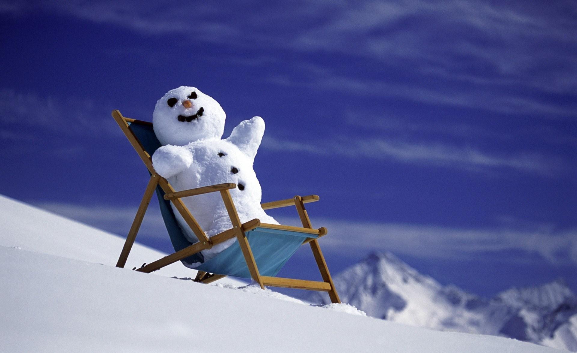 Снеговик на сноуборде  № 3290133 без смс
