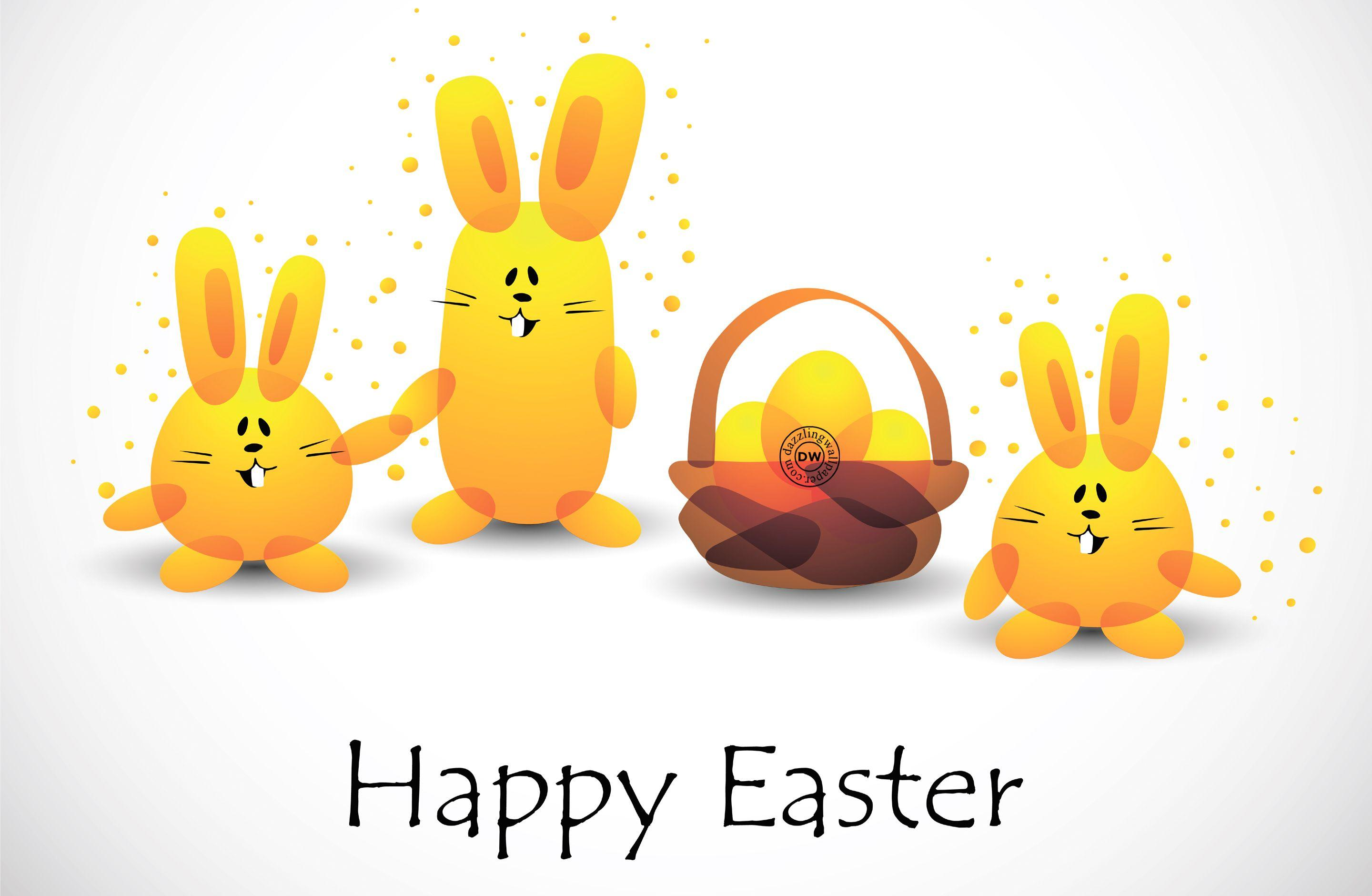 Cute Easter Wallpapers 2880x1880