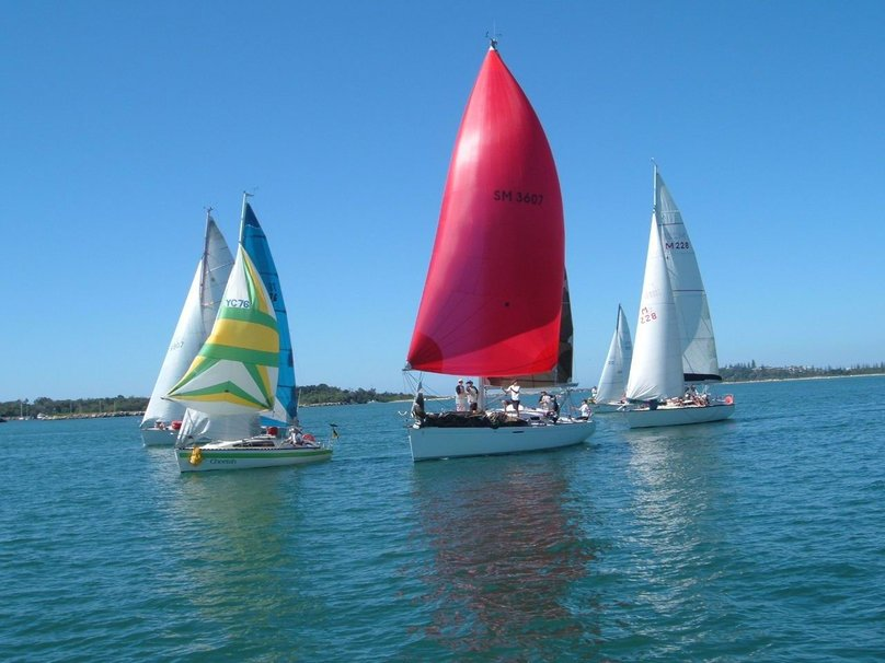 Racing Sailboat Wallpaper Sailboat Race Wallpaper