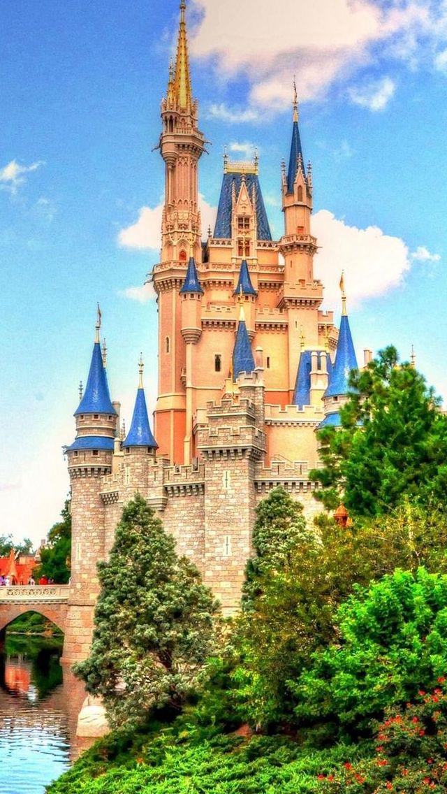 46 Disney World Iphone Wallpaper On Wallpapersafari