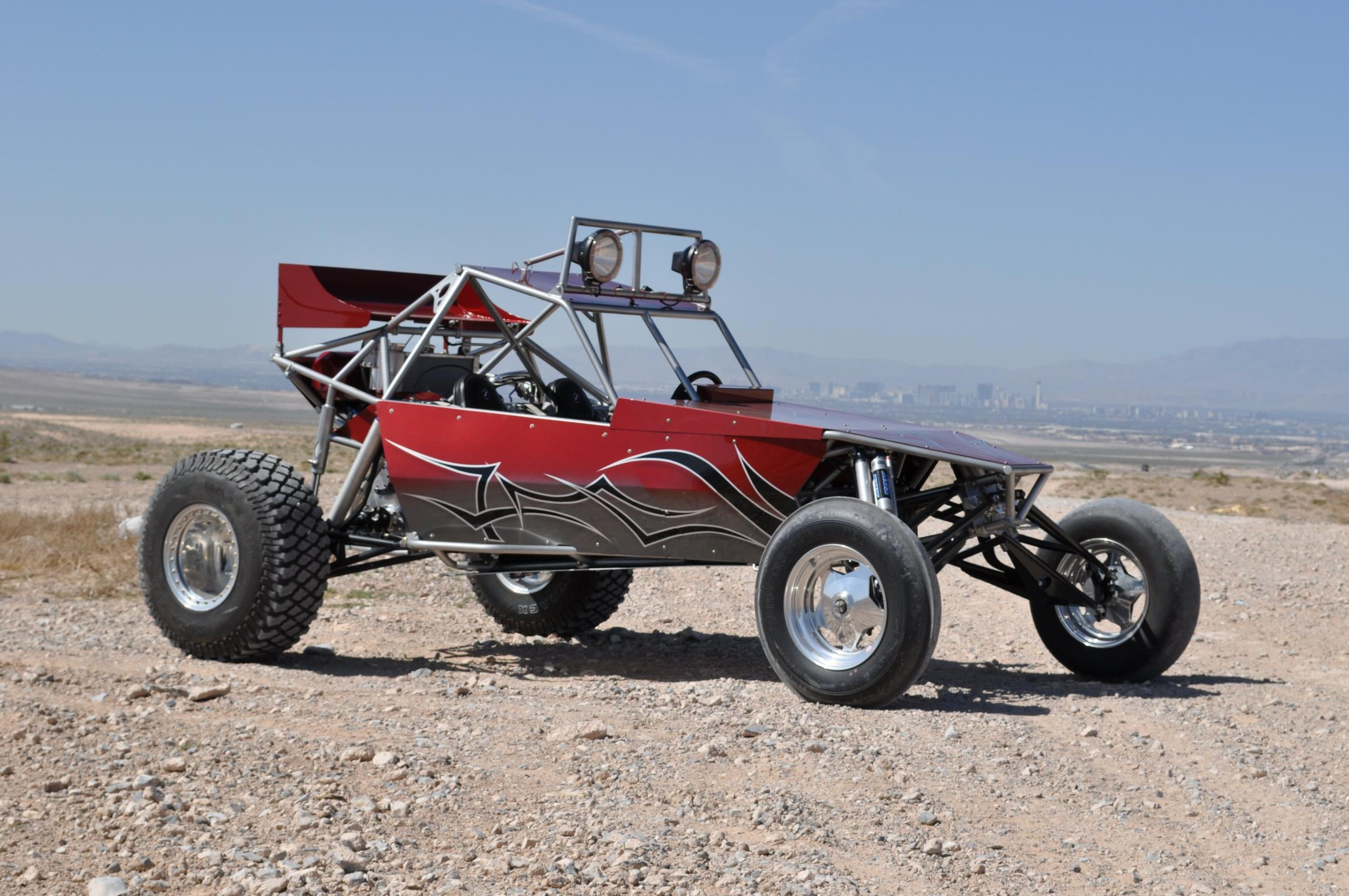 Free download SANDRAIL dunebuggy offroad hot rod rods race