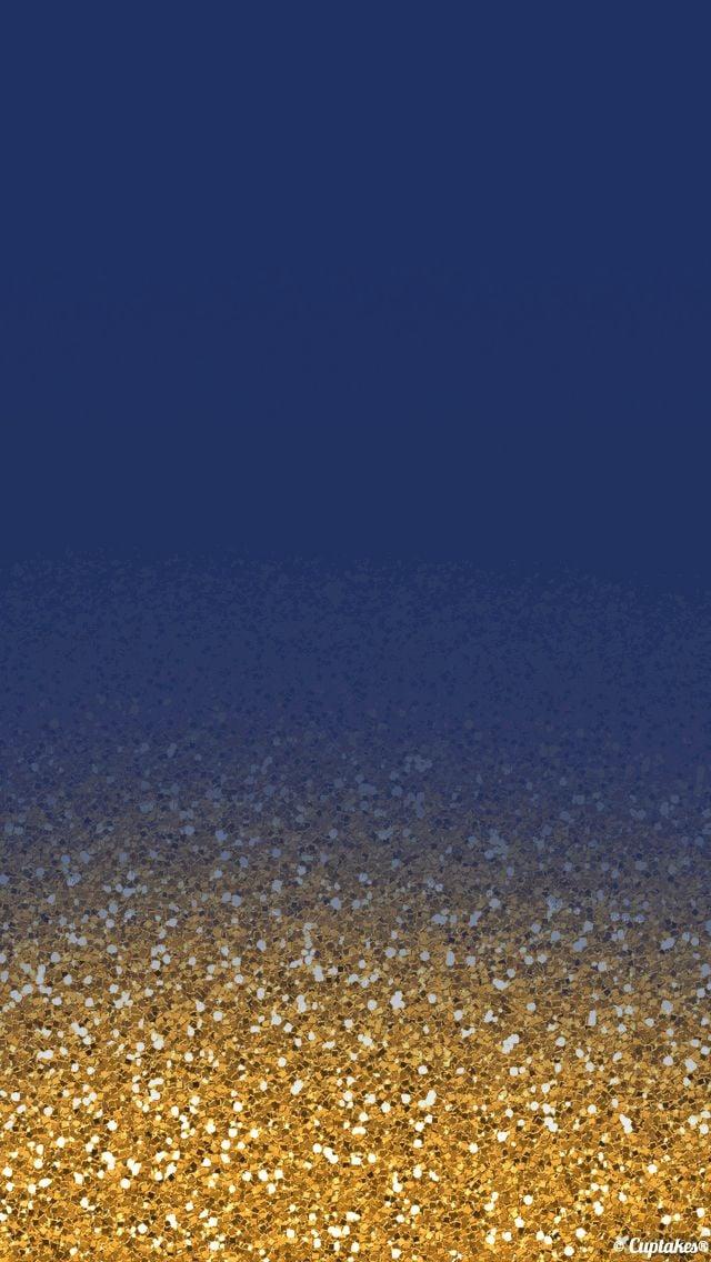 Hd wallpaper sunset beach - Blue And Gold Background Wallpaper Wallpapersafari