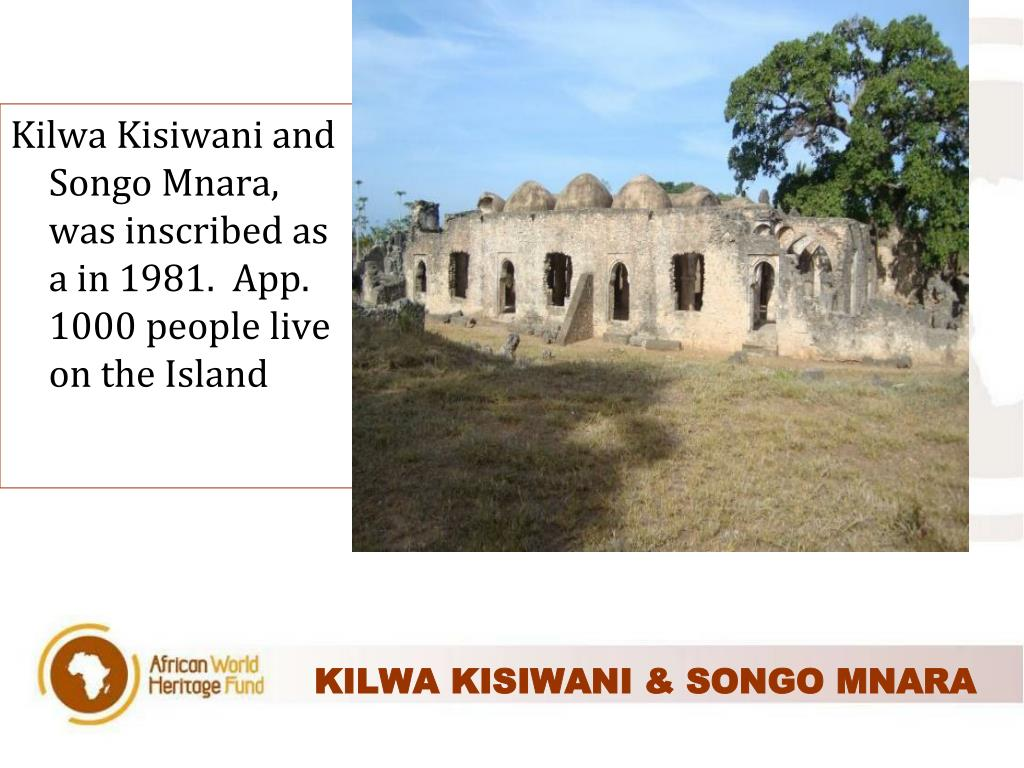 WORLD HERITAGE RUINS OF KILWA KISIWANI AND SONGO MNARA   Ruins of 1024x768