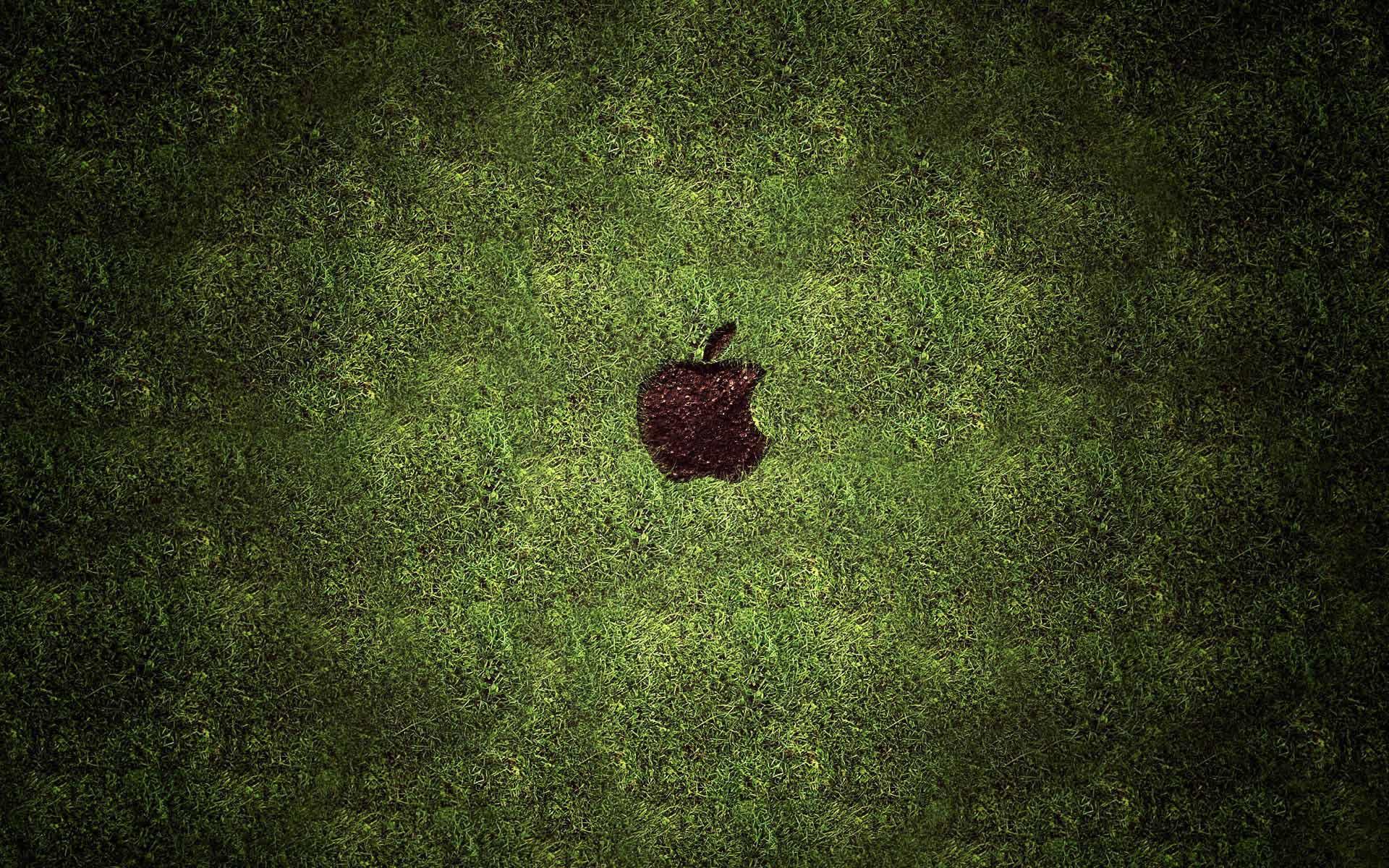 Apple Grass   wallpaper download 1920x1200