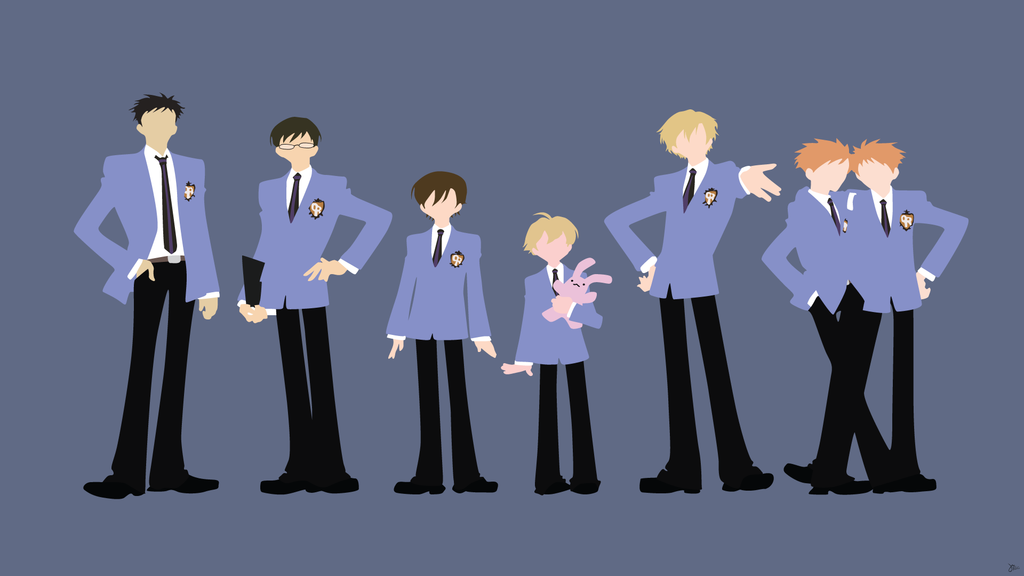 [49+] Ouran High School Host Club Wallpapers on ...