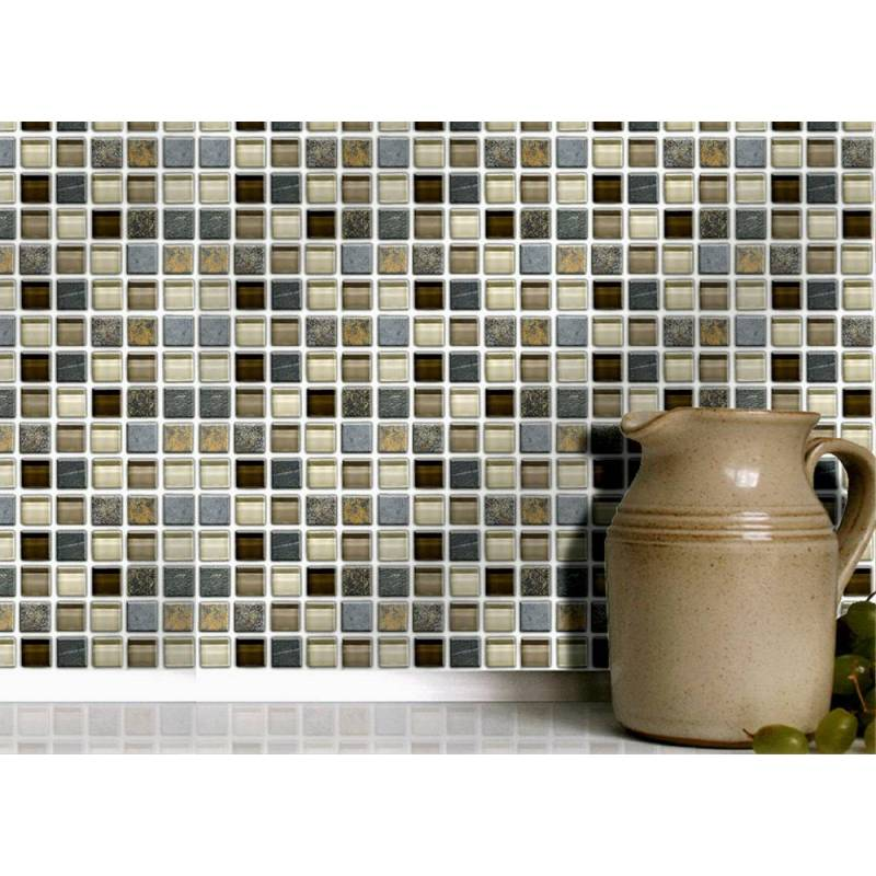 Free Download Self Adhesive Wall Tiles For Kitchens And Bathrooms Stone Glass 800x800 For Your Desktop Mobile Tablet Explore 47 Self Stick Wallpaper Squares Peel And Stick Wallpaper Squares