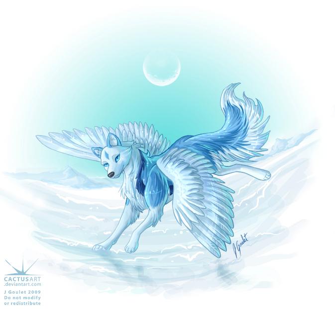 Ice Wolf Ice Wolf Ice Wolf 673x622