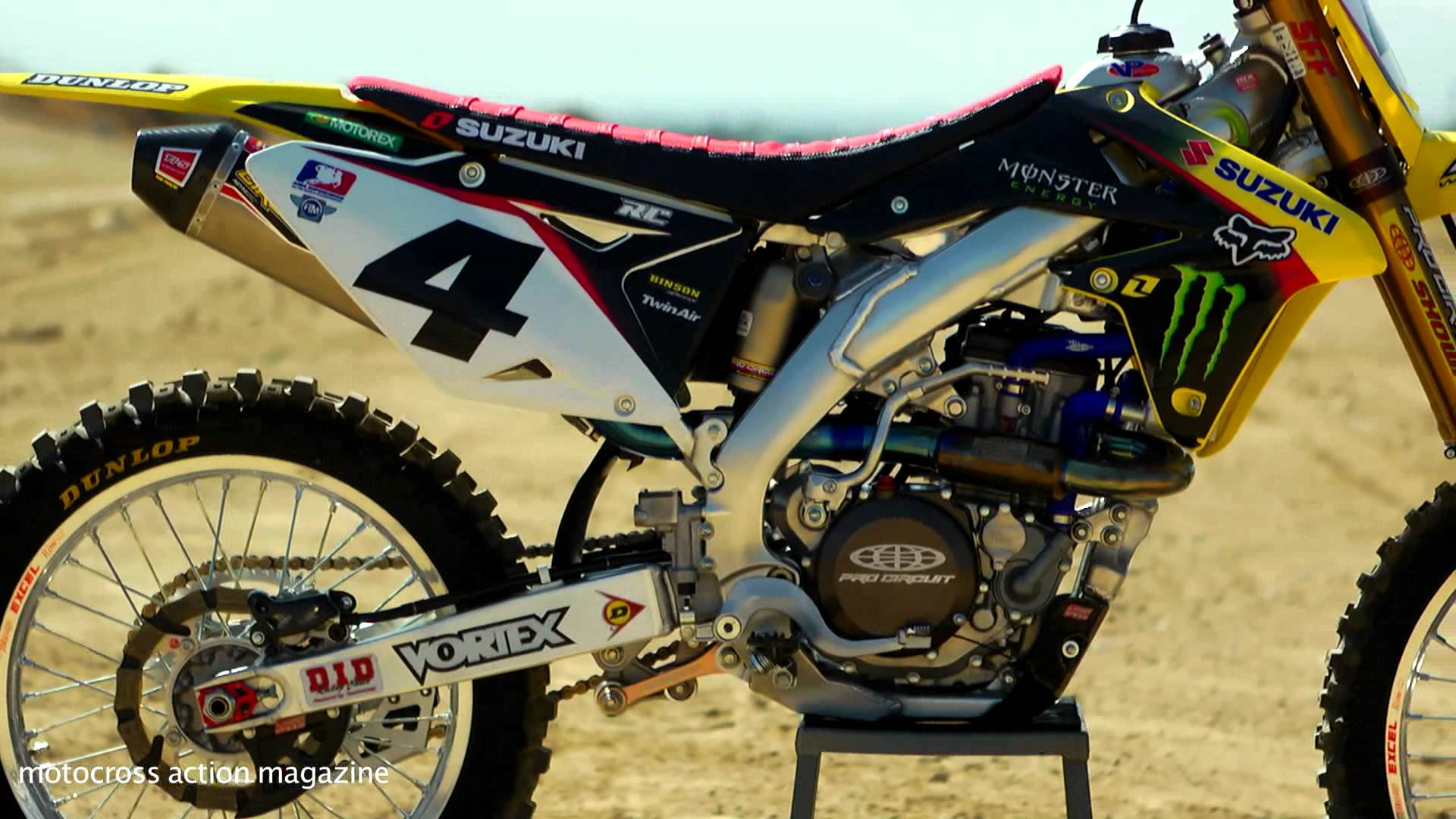Motocross suzuki rmz 450 wallpaper 1920x1080 34874 1920x1080