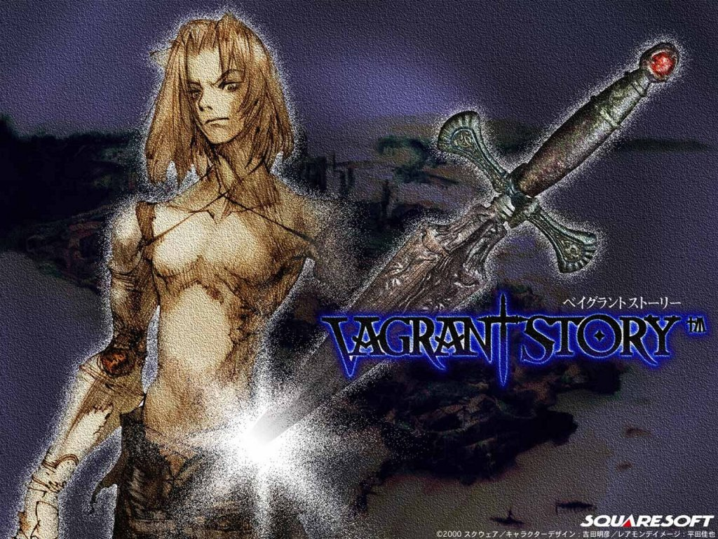 download Vagrant Story High Resolution wallpaper 1024x768