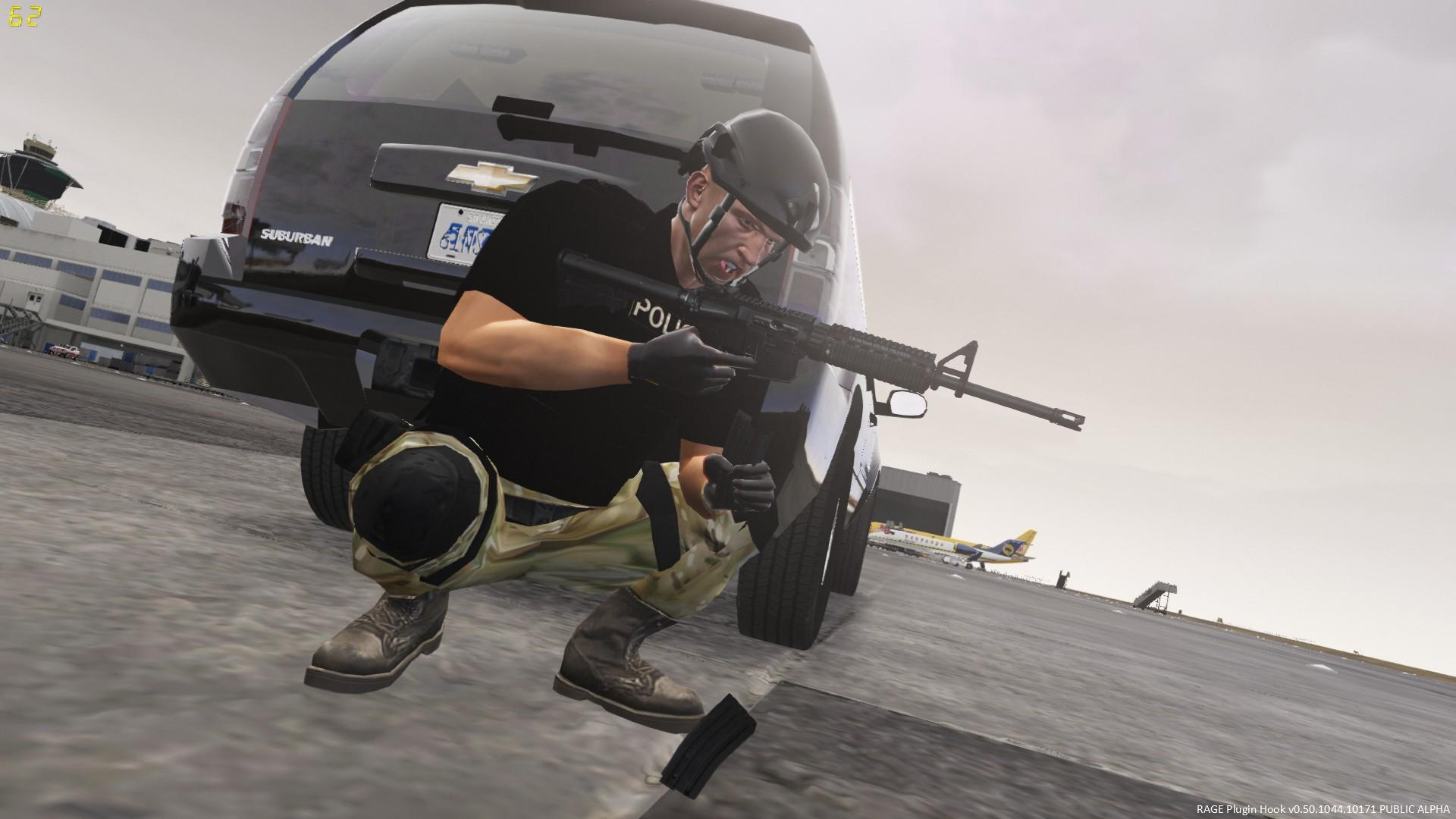 United States Secret Service Counter Assault Team USSS CAT 1920x1080