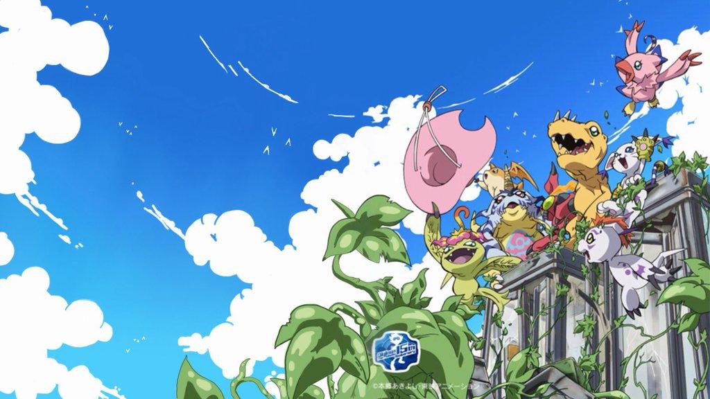 45+] Digimon Tri Wallpaper on WallpaperSafari