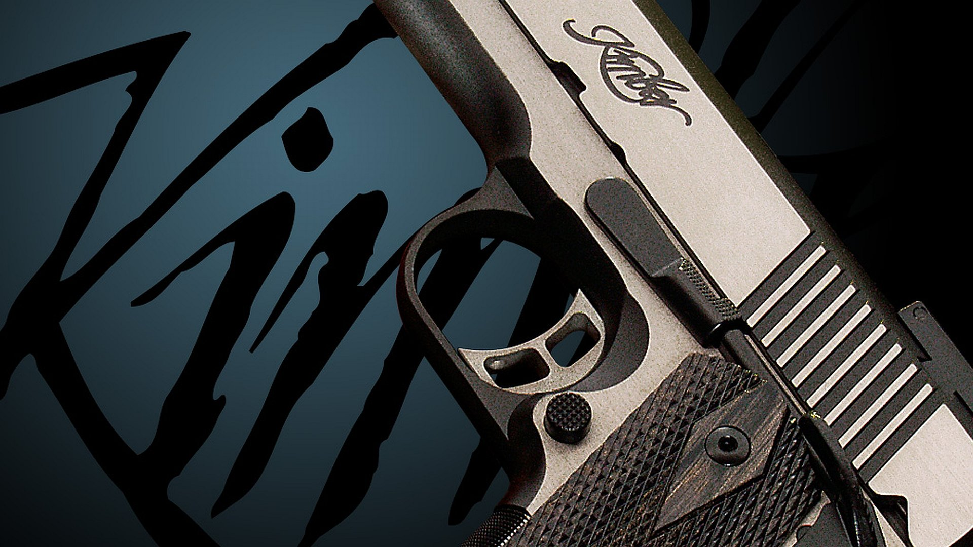 download Kimber Pistol wallpaper ID161124 full hd 1920x1080 1920x1080