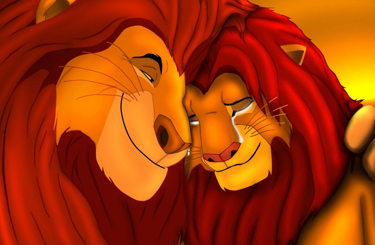 50 lion king simba wallpaper on wallpapersafari - Lion king wallpaper ...