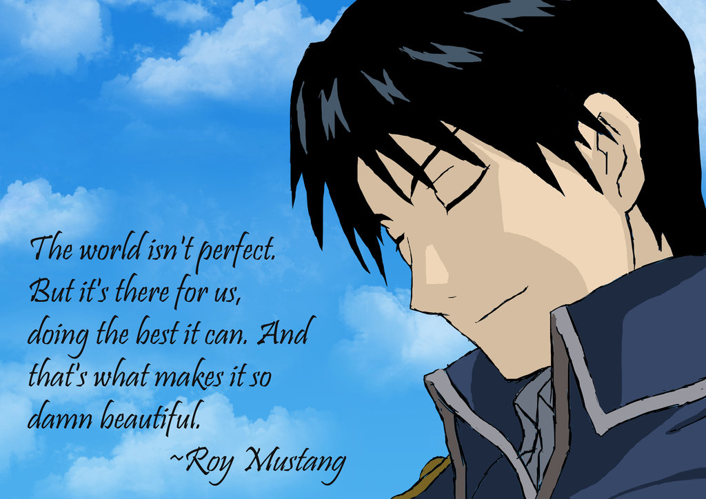 Roy Mustang Quotes by taufiksitompul 1024x724