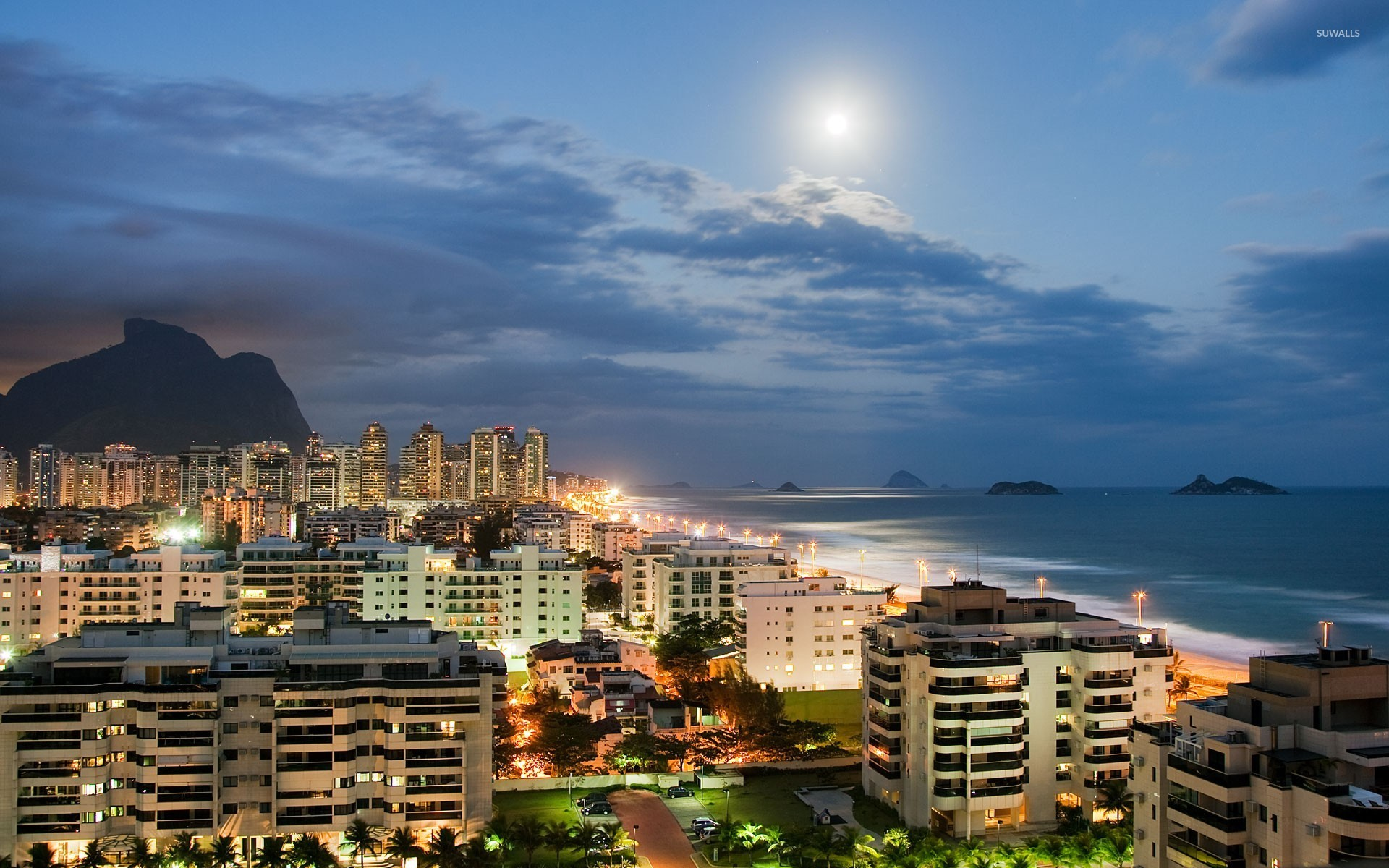 Rio de Janeiro [2] wallpaper   World wallpapers   25620 1920x1200