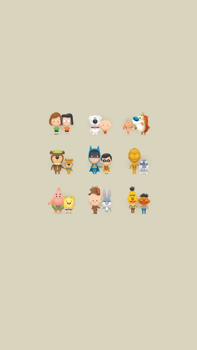 Best Friends Pop Culture Best Friends Cartoon Jerrod Maruyama 640x1136