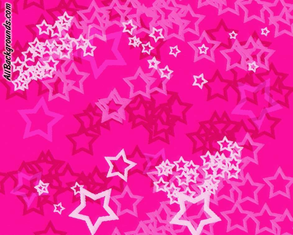 Pink Star Backgrounds   Twitter Myspace Backgrounds 943x754