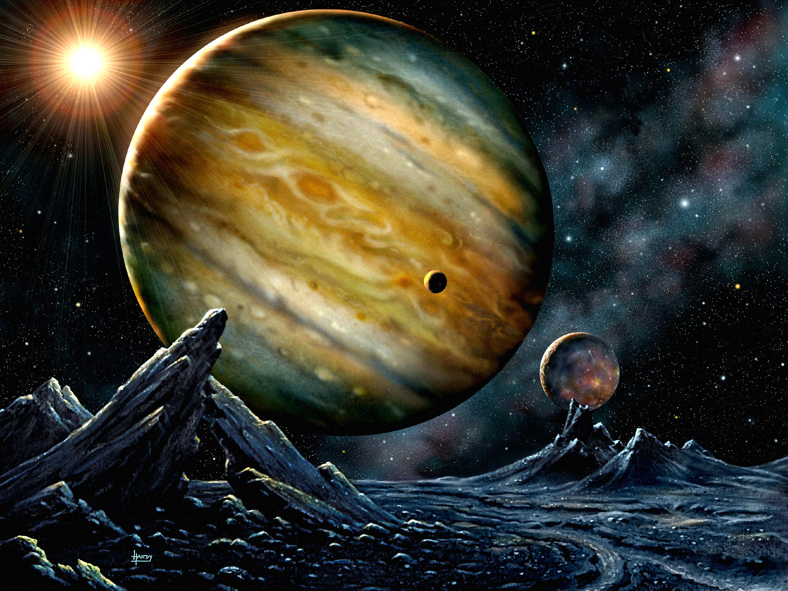 View Watch X Planet from Earth wallpaper Download Watch X Planet 1600x1200
