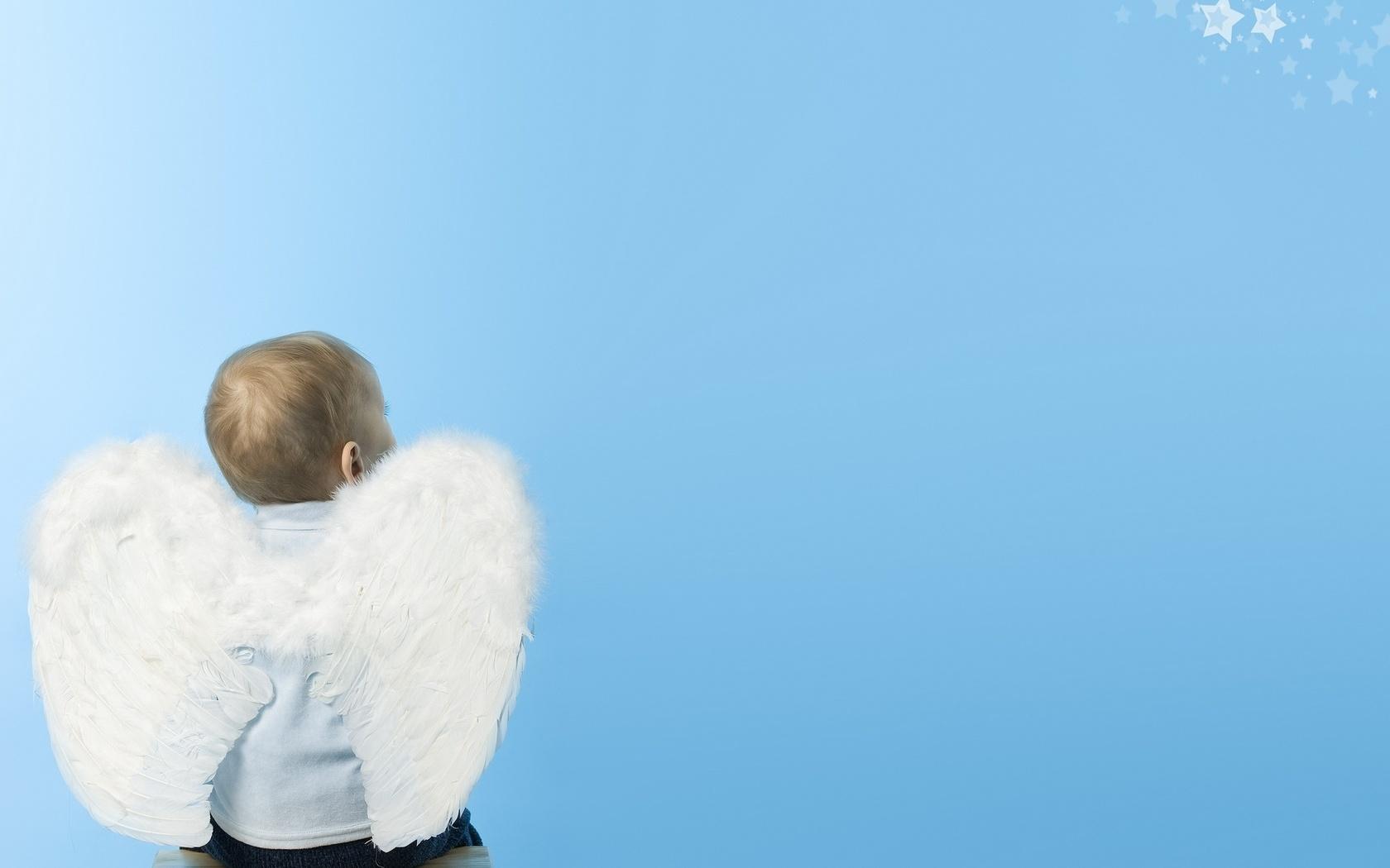 Angel Babies Wallpaper - WallpaperSafari