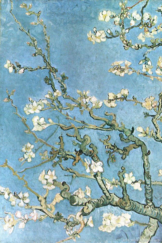 47+ Van Gogh Wallpaper for iPhone on WallpaperSafari
