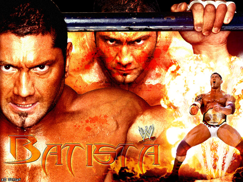 Brock Lesnar Vs Batista 2013 Batista Wallpaper 2015...