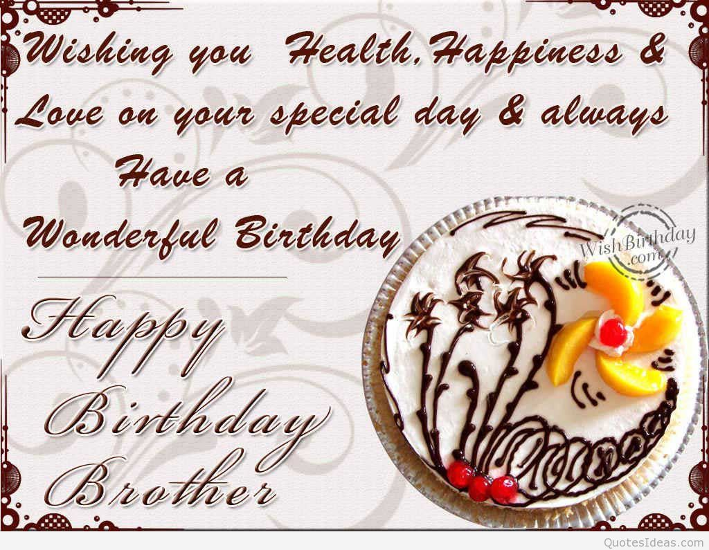 Happy birthday my brothers with wallpapers images hd top 1024x795